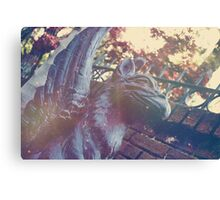 Haunted Griffin Canvas Print