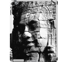 The Smiling Face of Buddha - Siem Reap iPad Case/Skin