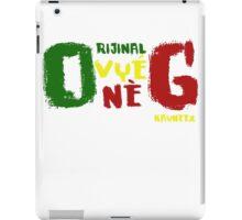 OG iPad Case/Skin