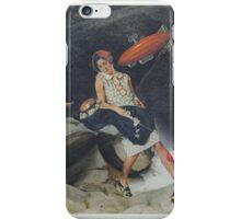 torpedo to the head iPhone Case/Skin