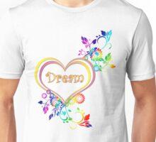 Dream Heart Unisex T-Shirt