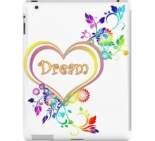 Dream Heart iPad Case/Skin