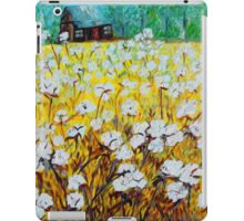 Cotton Fields Back Home iPad Case/Skin