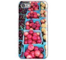 Union Square Farmer's Market Fruit iPhone Case/Skin