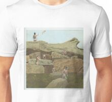 a day at the... rocks? Unisex T-Shirt