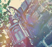 Haunted Lamp by Nick Nygard
