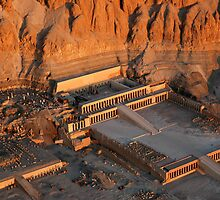 The Funerary Temple of Queen Hatchepsut by MickC