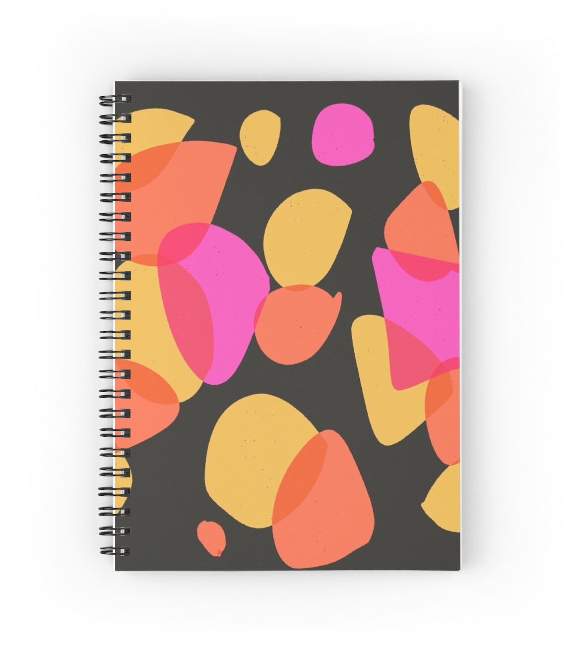 Quot Lava Lamp Quot Spiral Notebooks By Moncreedon Redbubble