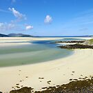 Luskentyre Beach, Outer Hebrides by jacqi