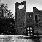 Etal Castle by DeePhoto