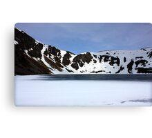 Loch Brandy Canvas Print