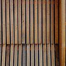 Het 4e Gymnasium - wood by Marjolein Katsma
