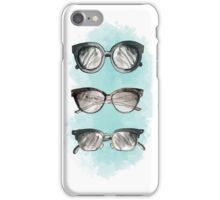 Fashion Sunnies iPhone Case/Skin