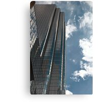 Boston: Highlines Canvas Print