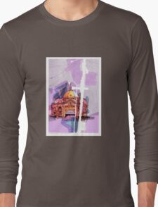 Flinders Street Station, Melbourne Long Sleeve T-Shirt