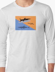 Fearless Surf Dog T-Shirt