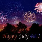 Happy July 4th! by bicyclegirl