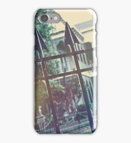 Beyond the Gate iPhone Case/Skin