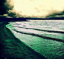 Could you hear the waves,baby ? by Ethem Kelleci