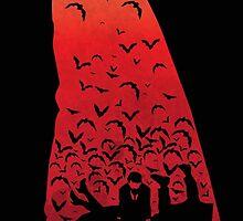 Darkest Knight by titanqueen