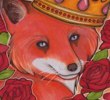 The Little Prince's Fox Sticker