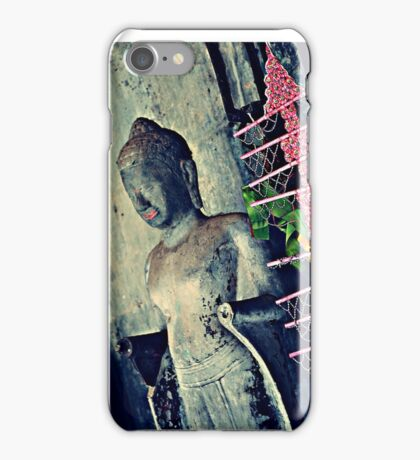Pink is My Colour - Siem Reap Cambodia iPhone Case/Skin