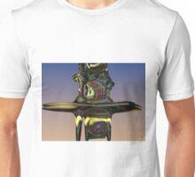 Stratosphere Gardens Art Museum Unisex T-Shirt