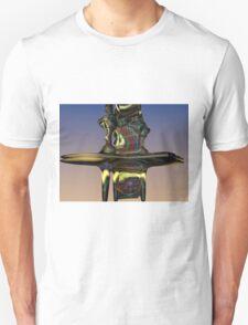 Stratosphere Gardens Art Museum T-Shirt
