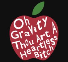 Gravity is Heartless T-Shirt