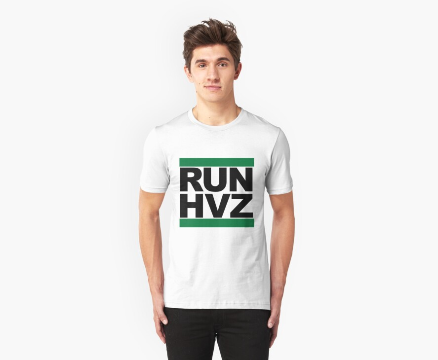 RUN HVZ: Humans Vs. Zombies by mioneste