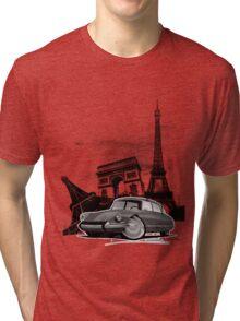 Paris DS Tri-blend T-Shirt
