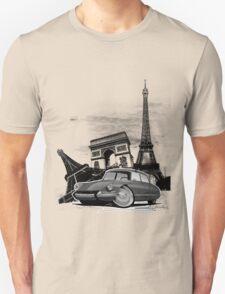 Paris DS Unisex T-Shirt