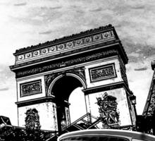Paris DS Sticker