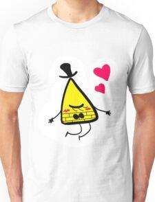 Bill Cipher Cutie Unisex T-Shirt