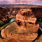 Horseshoe Bend , Arizona by LudaNayvelt