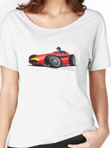 F1 1957 - Maserati 250F - Fangio Women's Relaxed Fit T-Shirt