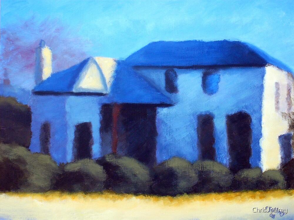 A Cottage in Mt Barker by ChrisJeffrey