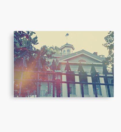 Open House Canvas Print