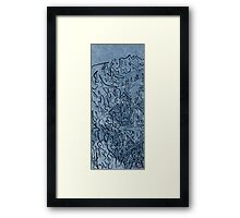 Controlled Chaos #1 Framed Print