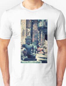 Inside the Temple - Siem Reap Cambodia Unisex T-Shirt
