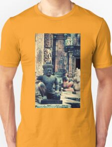 Inside the Temple - Siem Reap Cambodia T-Shirt