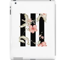 Floral Bars iPad Case/Skin