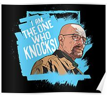 The One Who Knocks Poster