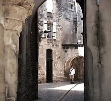Archway - St. Remy de Provence by Kris McLennan