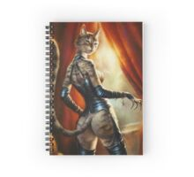 The Hermitage cats' Mistress Spiral Notebook