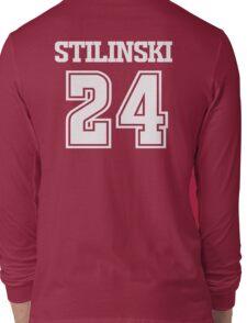 Stiles Stilinski Lacrosse Jersey - Back Long Sleeve T-Shirt
