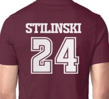 Stiles Stilinski Lacrosse Jersey - Back Unisex T-Shirt