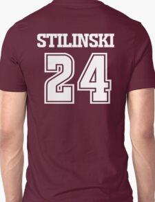 Stiles Stilinski Lacrosse Jersey - Back T-Shirt
