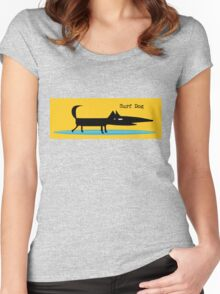 Surf Dog Women's Fitted Scoop T-Shirt