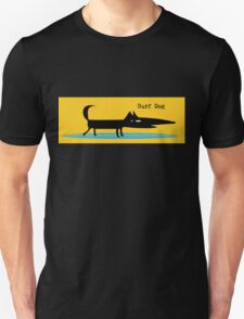 Surf Dog Unisex T-Shirt